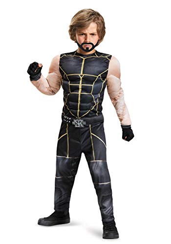 Disguise Seth Rollins Classic Muscle WWE Costume, Medium/7-8