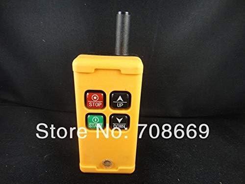 MAO YEYE 4 Channels Control Hoist Crane Radio Remote Control System