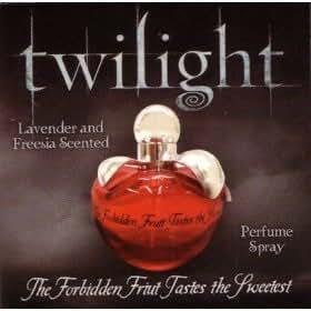 Twilight movie Perfume Spray in Decorative Box