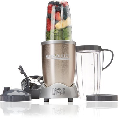 NutriBullet Pro 900 Hi-Speed Blender/Mixer, 9-piece