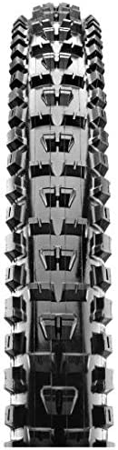 Negro Maxxis High Roller Cubierta MTB Unisex Adulto 26 x 2.30