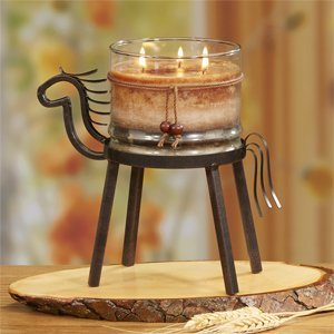 - Deco Flair NAT2592 Horse Candle Holder