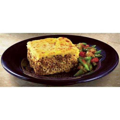 Grecian Delight Pastichio Meal, 6 Pound -- 4 per case. by Grecian Delight
