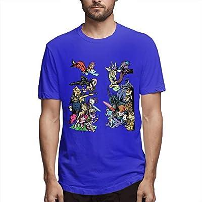 BAIXRU Fashion My Little Pony\r\nArchenemies Tshirts for Male