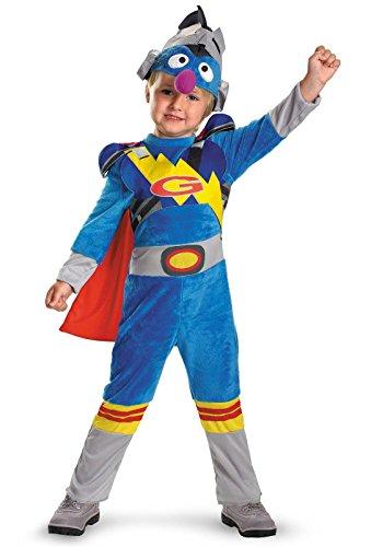 Sesame Street Super Grover 2.0 Costume