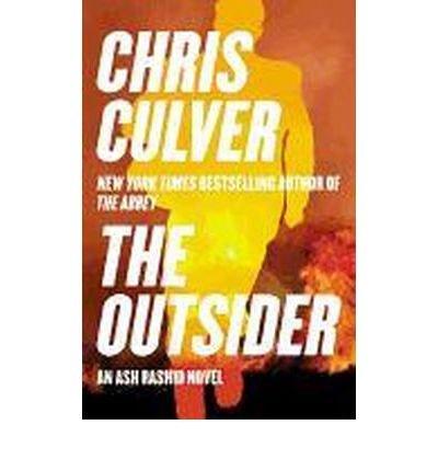 The Outsider: An Ash Rashid Novel (Paperback) - Common pdf