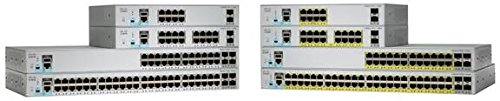 Cisco Systems WS-C2960L-16TS-LL Catalyst 2960l 16 Port Gige