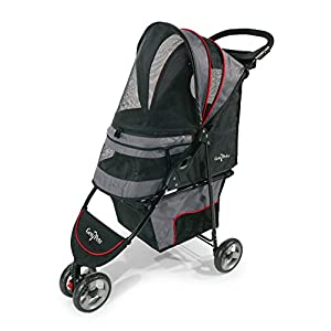 Gen7 Regal Plus Pet Stroller for Dogs and Cats – Lightweight, Compact and Portable with Durable Wheels 18