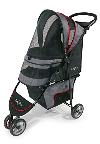 Gen7 Regal Plus Pet Stroller for Dogs and Cats – Lightweight, Compact and Portable with Durable Wheels Review