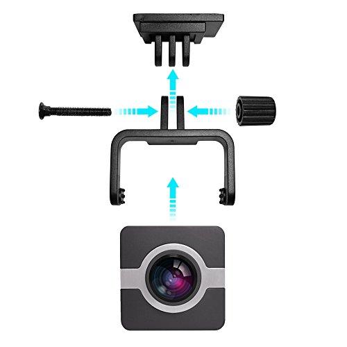 MATECam X1 4K WIFI Mini Sports Action Camera Car Dash Cam Ultra HD Waterproof Helmet Bicycle Video camera 16MP Image Stabilization + Free 16GB Memory Card Action Cameras
