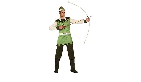 Atosa - Disfraz de arquero para hombre, talla S (15703): Amazon.es ...
