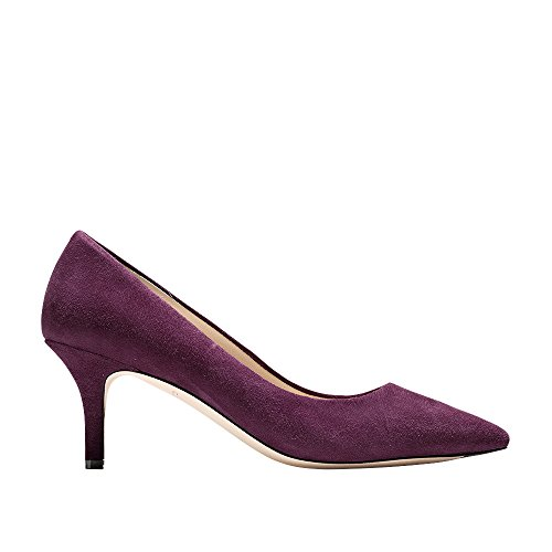 clearance amazing price clearance official Cole Haan Vesta Pump 65mm Fig Suede low shipping online outlet looking for HCcvK