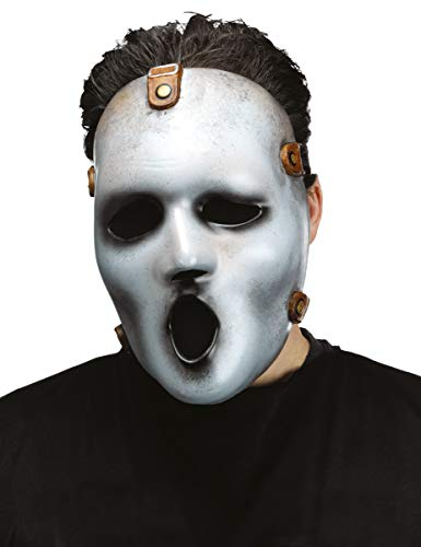 Fun World Men's MTV Scream Adult Mask, white, Standard -