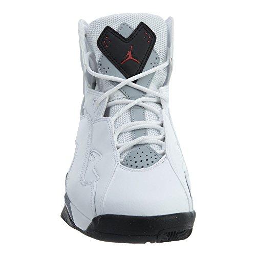 Nike Herren Fleece Cap Bianco / Palestra / Rosso / Nero / Lupo / Grigio