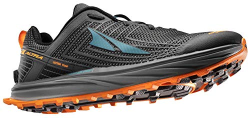 Altra AFM1957F Men's TIMP 1.5 Trail Running Shoe, Gray/Orange - 8 D(M) US by Altra (Image #4)