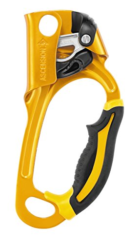 Petzl Ascension Gold Ascender Yellow Right from Petzl
