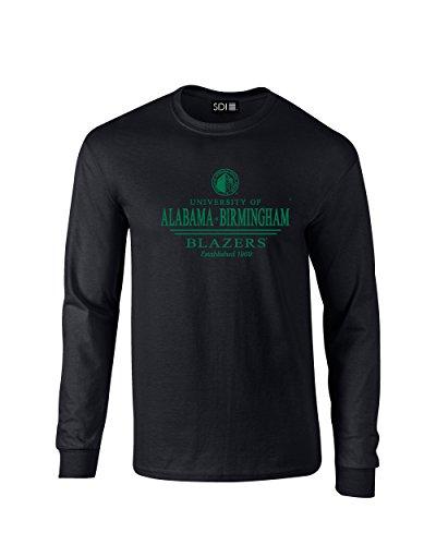 Ncaa Alabama Birmingham Blazers Seal - 2