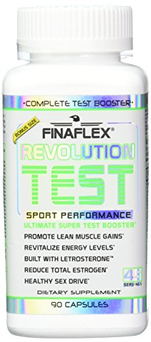 Cheap Finaflex Redefine Nutrition Revolution Test Capsules, 90 Count