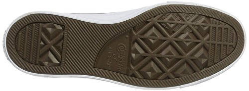 Converse Unisex-Erwachsene CTAS Ox Cool Grey/White Sneaker Grau (Cool Grey)