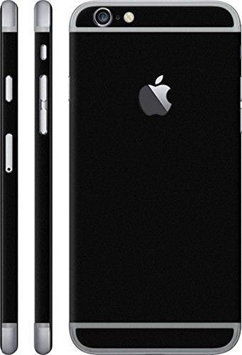 san francisco 761a0 135d8 GADGETS WRAP Apple iPhone 6 / 6s Split Black Matte: Amazon.in ...