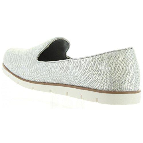 Zapatos de Mujer URBAN B733970-B7200 SILVER