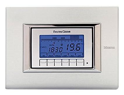 Termostato bticino termostatos for Cronotermostato bticino l4451