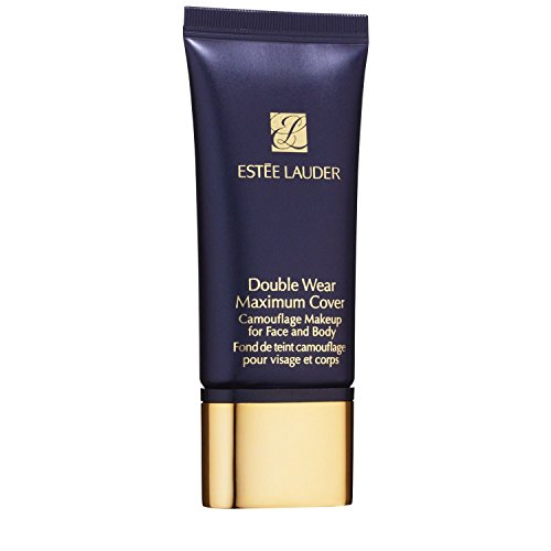 Estée Lauder Double Wear Maximum Cover Makeup Cream Vanilla Light/Medium (Estee Body Lotion Vanilla)
