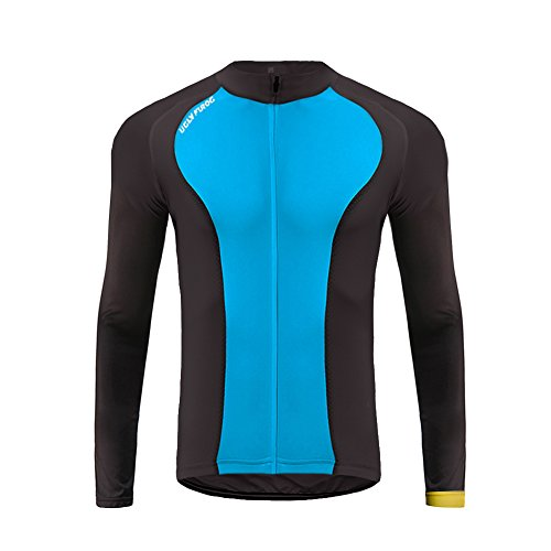 Uglyfrog WUG10 2016 New Winter Thermal Fleece Cycling Jersey Outdoor Sports Mens Breathable Long Sleeve Bicycle Shirt Triathon Clothing