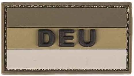 Bkl1 Bw Hoheitsabzeichen 3d Patch Deu Klett 5 5x8 5cm Ärmelabzeichen Oliv 1284 Sport Freizeit