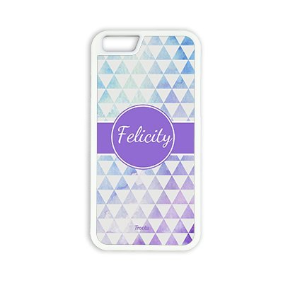 reputable site 45da9 a6f3b Amazon.com: Personalized iPhone 6S Case by Froolu Silicon Rubber ...