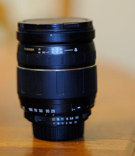 Tamron Auto Focus 28-300mm f/3.5-6.3 XR Di LD Aspherical  Ma