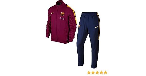 Nike FC Barcelona Revolution Woven - Chándal para niño, Multicolor ...