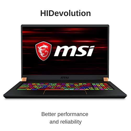 HIDevolution MSI GS75 8SE Stealth (GS75-Stealth-202-HID2-US)