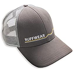 Ruffwear - Mountain Trucker Hat, Adventure-Ready Lifestyle Apparel, Charcoal