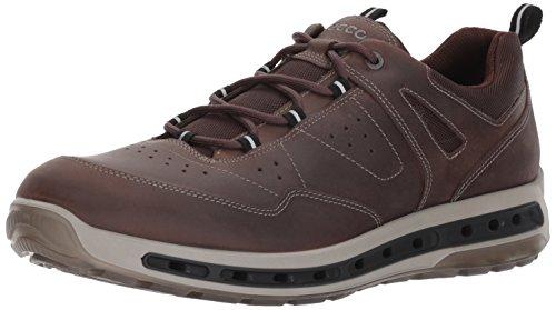 Ecco Mens Casual Cool - ECCO Men's Cool Walk Gore-Tex Hiking Shoe, Espresso, 42 EU/8-8.5 M US