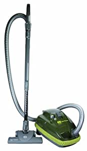 Sebo 9696AM Canister Vacuum Cleaner Features SClass Filtration
