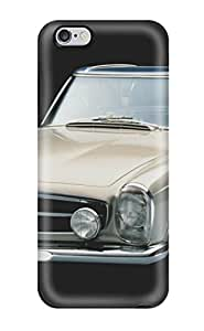 Fashionable Style Case Cover Skin For Iphone 6 Plus- Mercedes Roadster 1963 Wallpaper