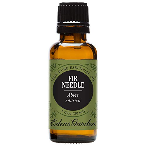 Fir Needle 100% Pure Therapeutic Grade Essential Oil by Edens Garden- 30 - Bath Spruce Herbal Juniper