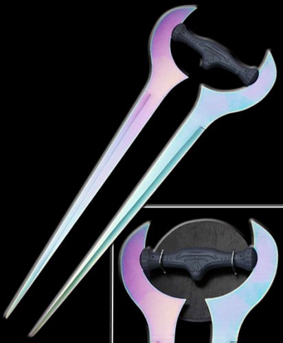 Halo 3/Covenant/Reach Titanium Color Energy Sword