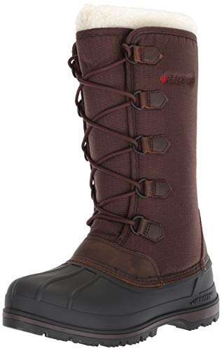 s Ottowa Snow Boot, Brown, 7 Medium US ()