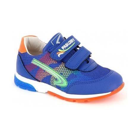 Zapatillas deportivas niño Pablosky 257114 Azul