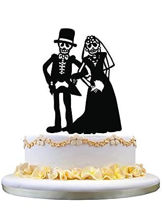 Braut Und Brautigam Hochzeitstorte Toppers Lustige Kuchen Toppers