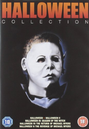 Halloween 1-5 Collection -