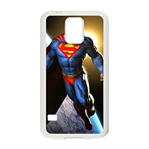 DC Universe Online Samsung Galaxy S5 Cell Phone Case White yyfD-290693