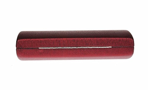 Damen Clutches Rot Handtasche Abendtaschen Handmade Kupplung Umhängetasche mit abnehmbarer Kette