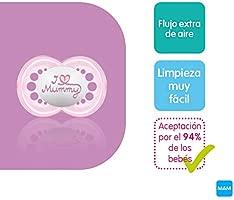 MAM Happy Family Set, chupetes y chupeteros (+6 meses ...