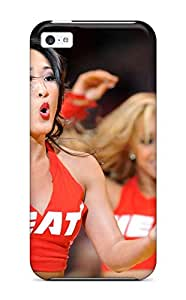 miami heat cheerleader basketball nba NBA Sports & Colleges colorful iPhone 5c cases