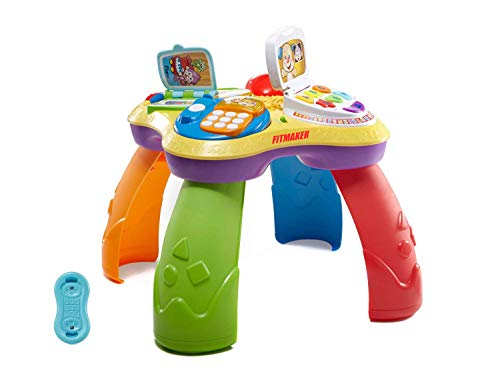 Fisher-Price Laugh & Learn Puppy and Friends Learning Table