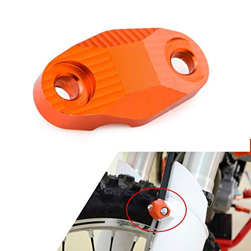 Motorcycle Front Brake Hose Clamp For KTM SX SXF EXC EXCF XC XCF XCW 85 125 200 250 300 350 450 500