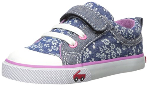 (See Kai Run Girls' Kristin Sneaker, Blue Flowers, 7 M US)